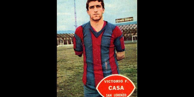 Victorio Casa và nghị lực của cầu thủ bóng đá cụt tay